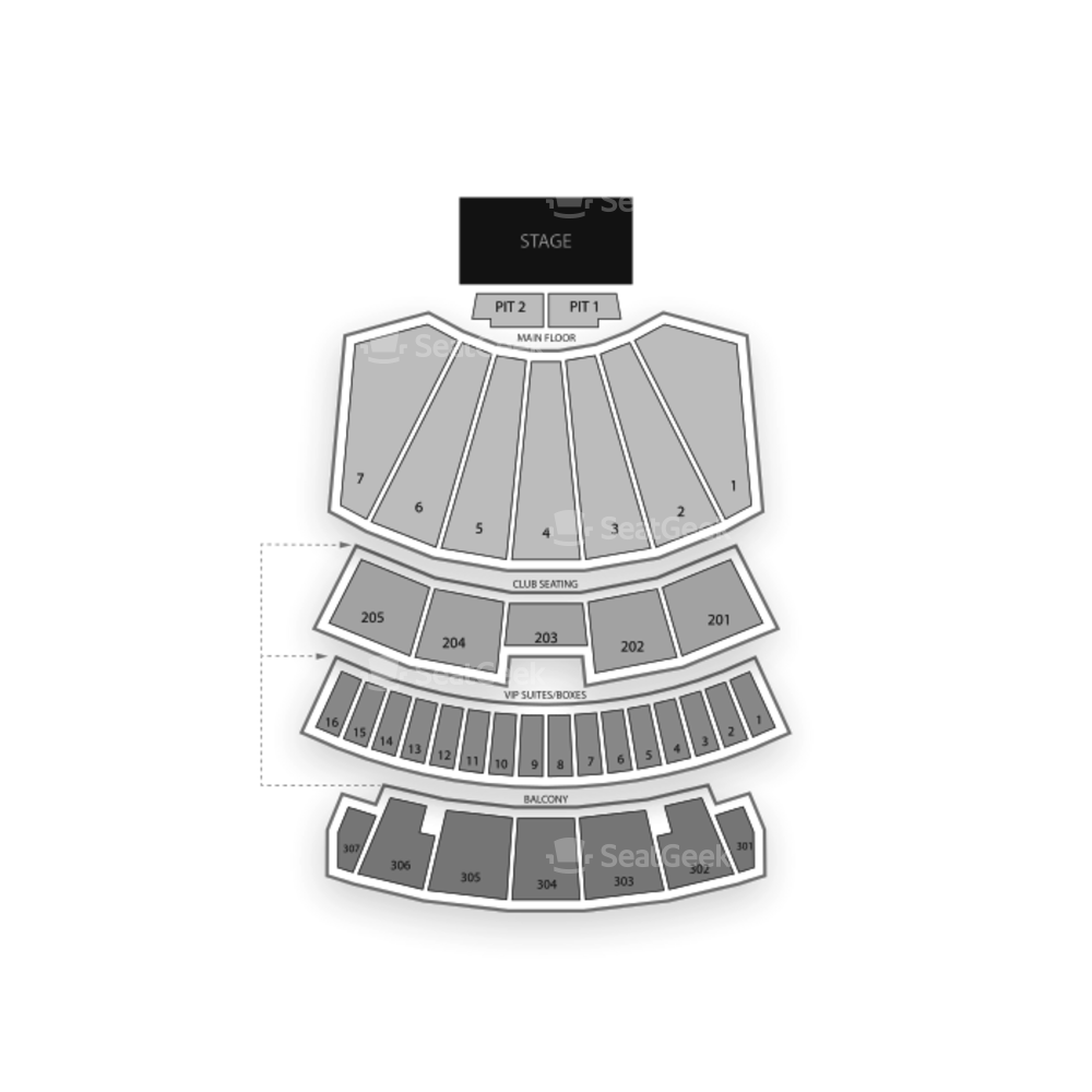 Comerica Theatre Seating Chart Classical Vocal