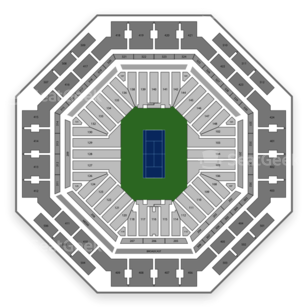 Stadium 1 at Indian Wells Tennis Garden Seating Chart Concert