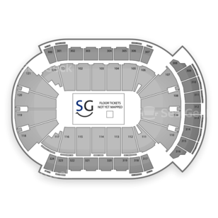 Jacksonville Veterans Memorial Arena Seating Chart Theater