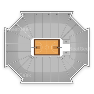 Colorado Buffaloes Womens Basketball Seating Chart
