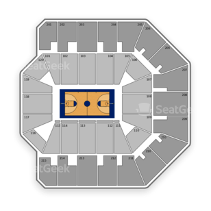 Temple Owls Womens Basketball Seating Chart