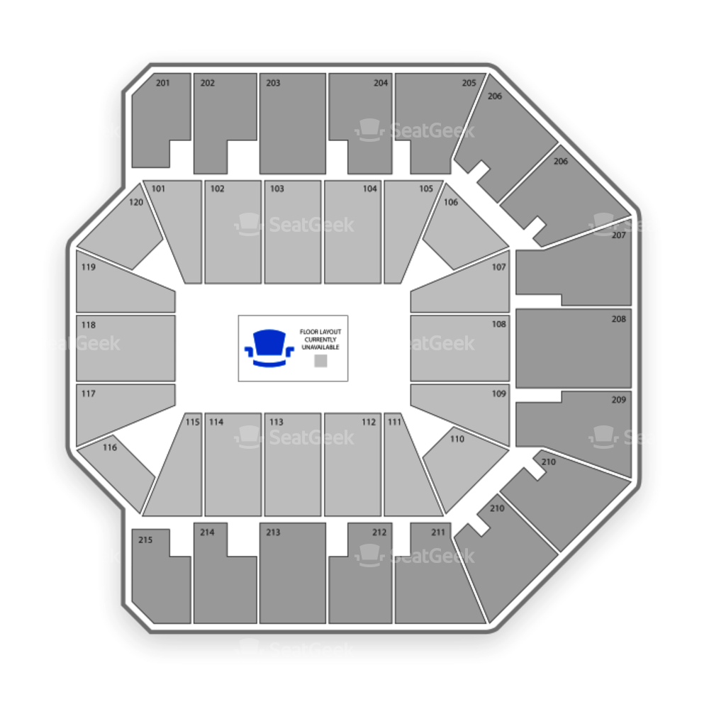 Liacouras Center Seating Chart Dance Performance Tour