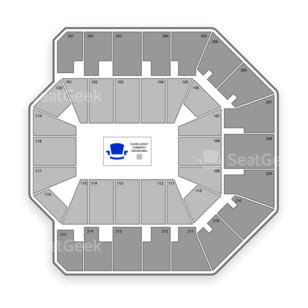 Liacouras Center Seating Chart Boxing