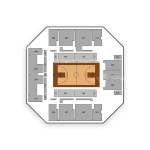 Rice Owls Basketball Seating Chart