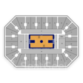 Cameron Indoor Stadium Seating Chart Amp Map Seatgeek