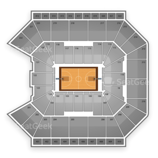 USC Trojans Womens Basketball Seating Chart