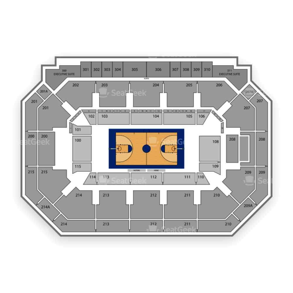 Moody Coliseum Seating Chart Concert