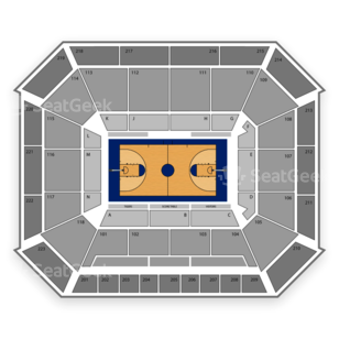 Auburn Tigers Womens Basketball Seating Chart