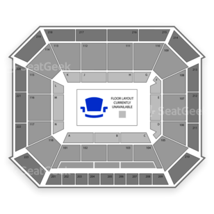 Auburn Arena Seating Chart Concert