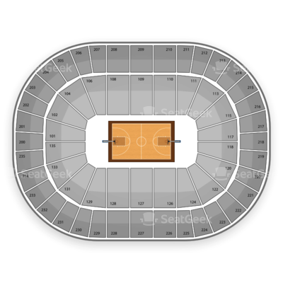 Jack Breslin Student Events Center seating chart Michigan State Spartans Basketball