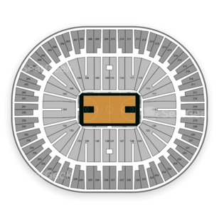 Jack Breslin Student Events Center Seating Chart Family