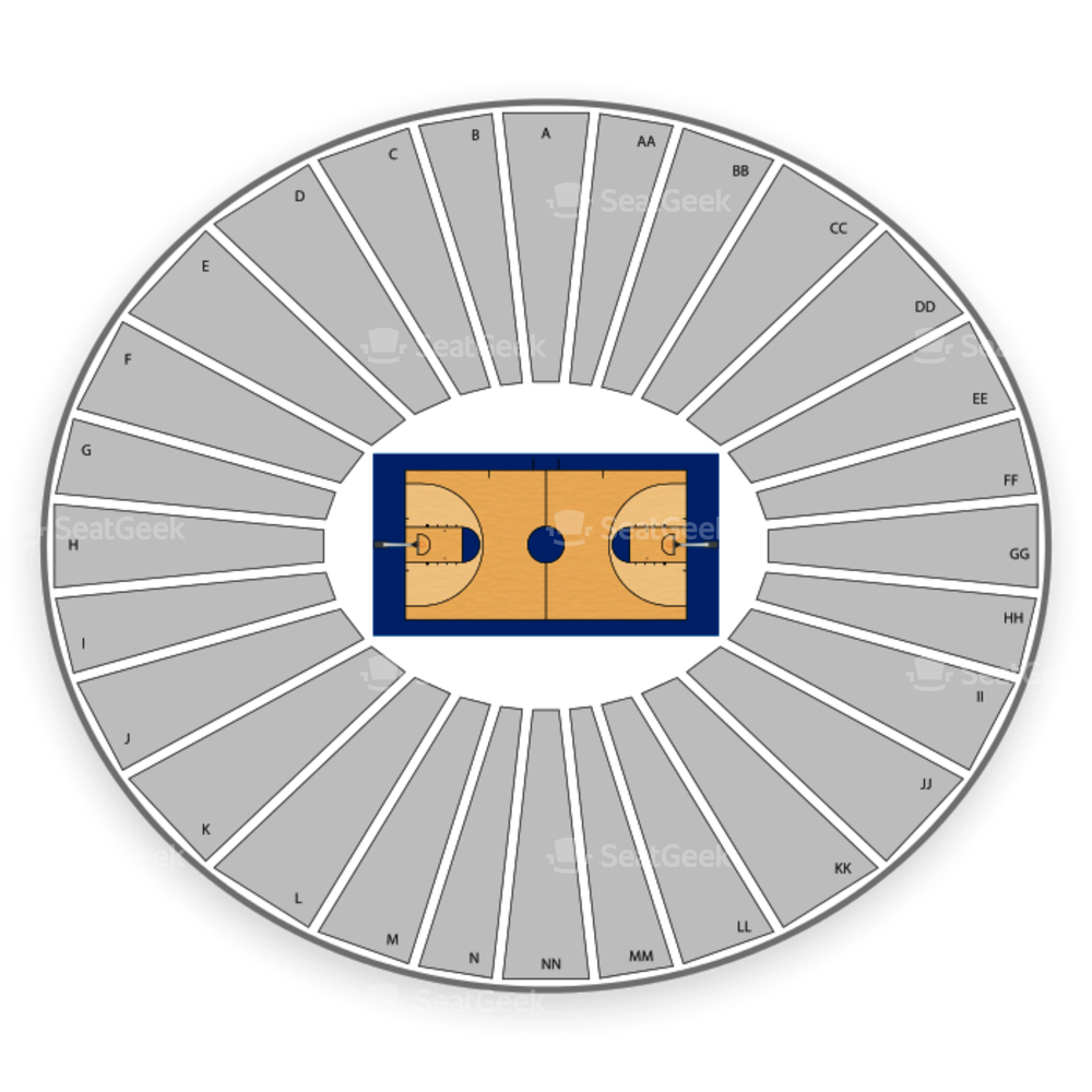 Iowa Hawkeyes Womens Basketball Seating Chart