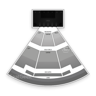 nTelos Wireless Pavilion Seating Chart Theater