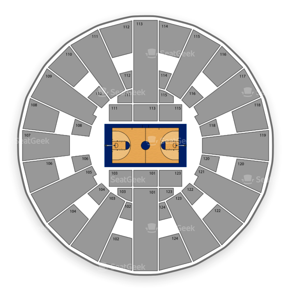 Baylor Bears Womens Basketball Seating Chart