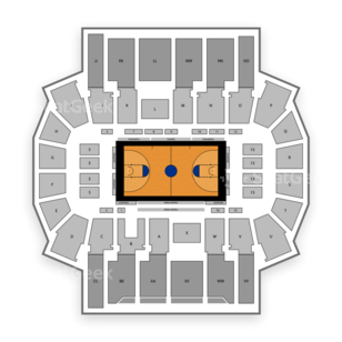 Silvio O. Conte Forum Seating Chart NBA