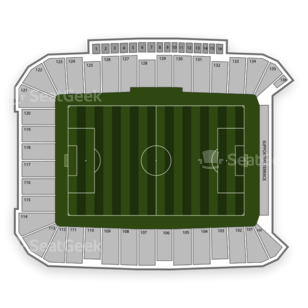 Dick's Sporting Goods Park Seating Chart Mls