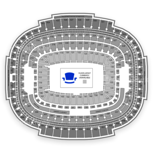 FedEx Field Seating Chart Family
