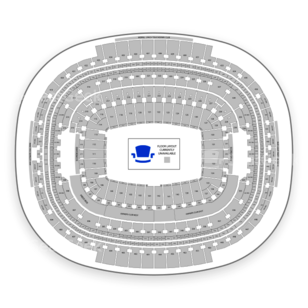 FedEx Field Seating Chart Music Festival