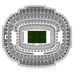 FedEx Field Seating Chart European Soccer