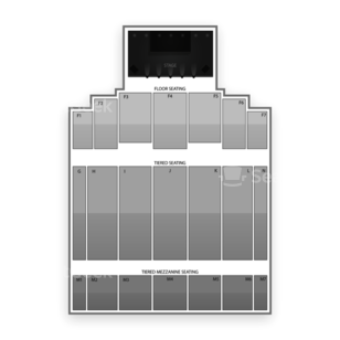 The Colosseum at Caesars Windsor Seating Chart Concert