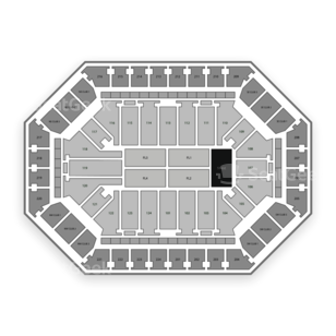 Donald L. Tucker Center Seating Chart Family