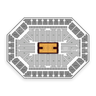 Florida State Seminoles Basketball Seating Chart