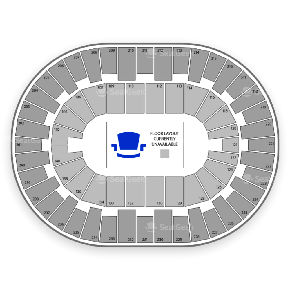 South Carolina Stingrays Seating Chart