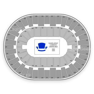 North Charleston Coliseum Seating Chart Rodeo
