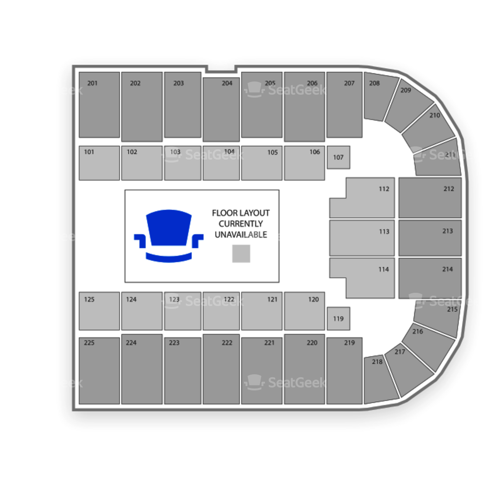 Tucson Roadrunners Seating Chart