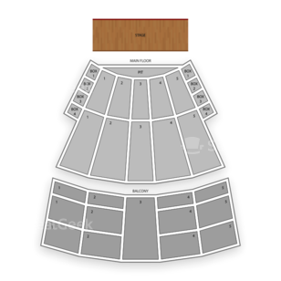 Arie Crown Theater Seating Chart Broadway Tickets National