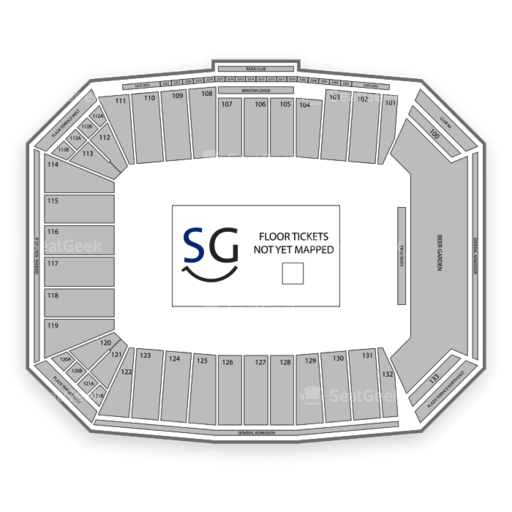 Toyota Stadium Seating Chart