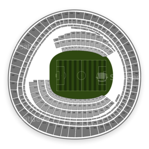 DC United Seating Chart