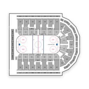 Erie Otters Seating Chart