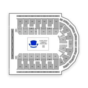 Erie Insurance Arena Seating Chart Comedy