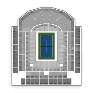 Stade Uniprix Seating Chart Tennis