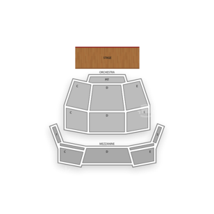 The Bushnell Seating Chart Concert