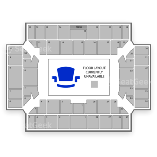 Broome County Veterans Memorial Arena Seating Chart Broadway Tickets National
