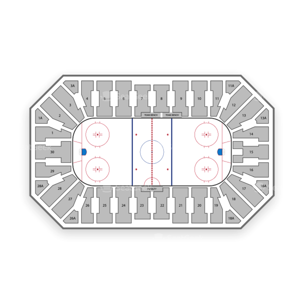 Kalamazoo Wings Seating Chart