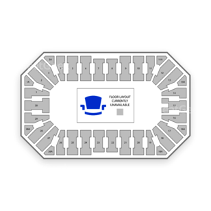 Wings Event Center Seating Chart Comedy
