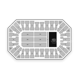 Wings Event Center Seating Chart Classical