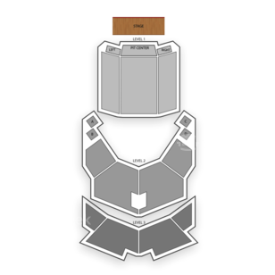 Lexington Opera House Seating Chart Theater