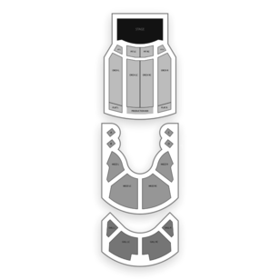 Lexington Opera House Seating Chart Dance Performance Tour