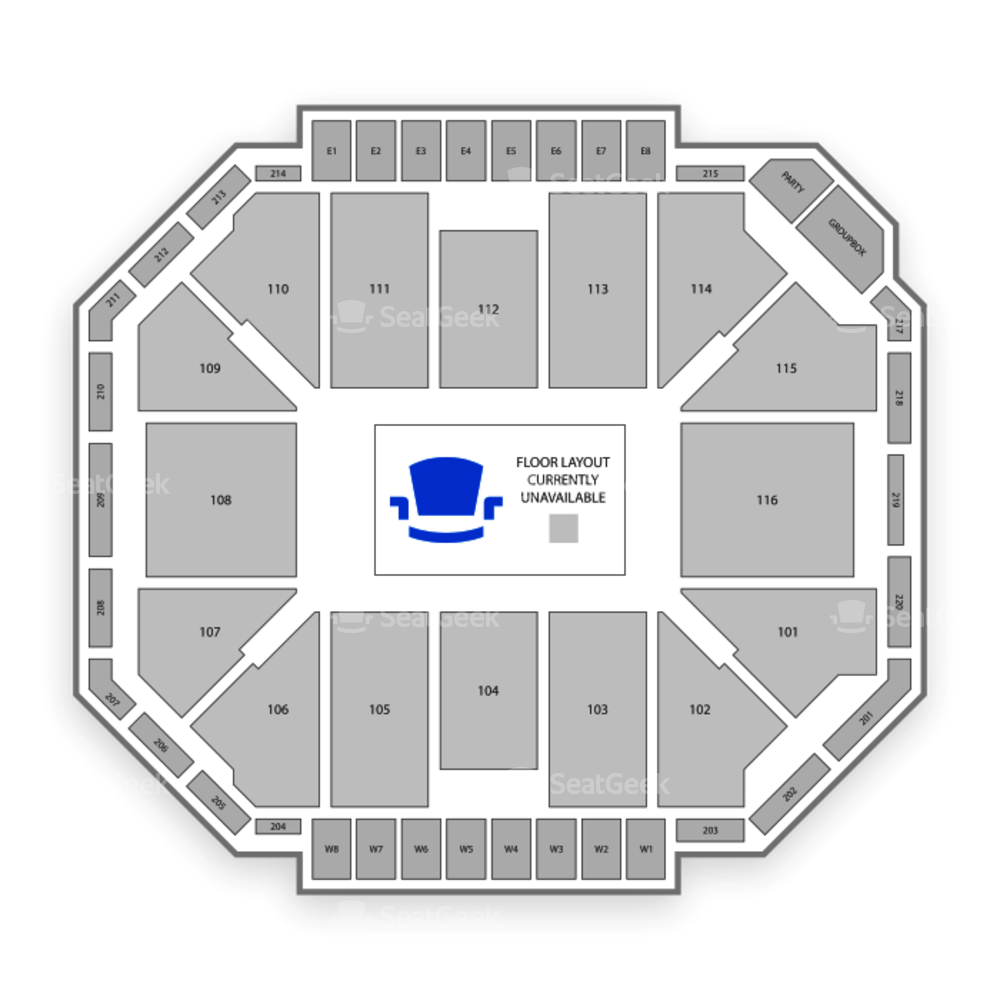 Ted Constant Convocation Center Seating Chart Broadway Tickets National