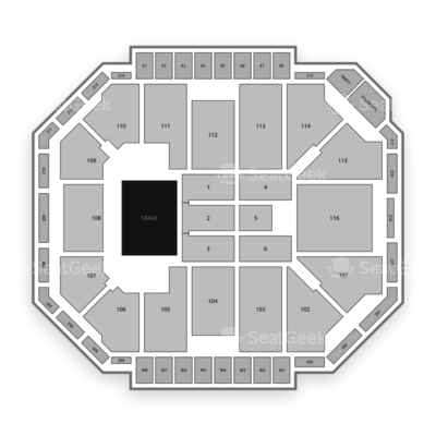 Ted Constant Convocation Center Seating Chart Jeff Dunham