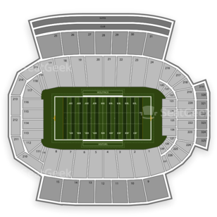 carter finley stadium seating chart interactive seat map seatgeek. Black Bedroom Furniture Sets. Home Design Ideas