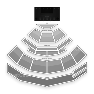 Isleta Amphitheater Seating Chart Music Festival