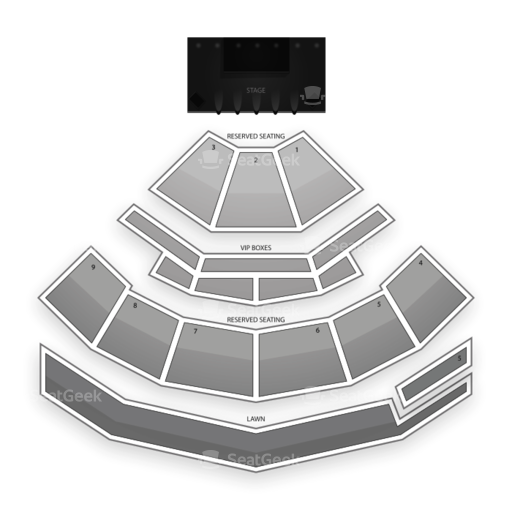 Isleta Amphitheater Seating Chart