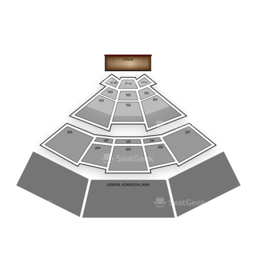 Comfort Dental Amphitheatre Seating Chart