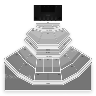 Aarons Amphitheatre at Lakewood Seating Chart Concert