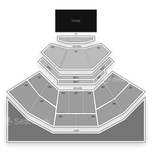 Aaron's Amphitheatre at Lakewood Seating Chart Comedy